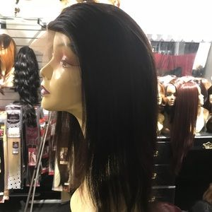 Accessories - Human fulllace wig Virgin Remy 150% 10-12 Inch
